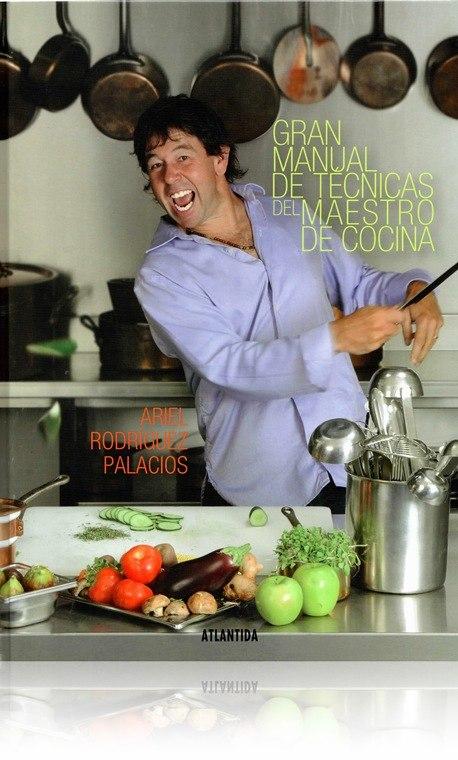 Gran Manual De T Cnicas Del Maestro De Cocina