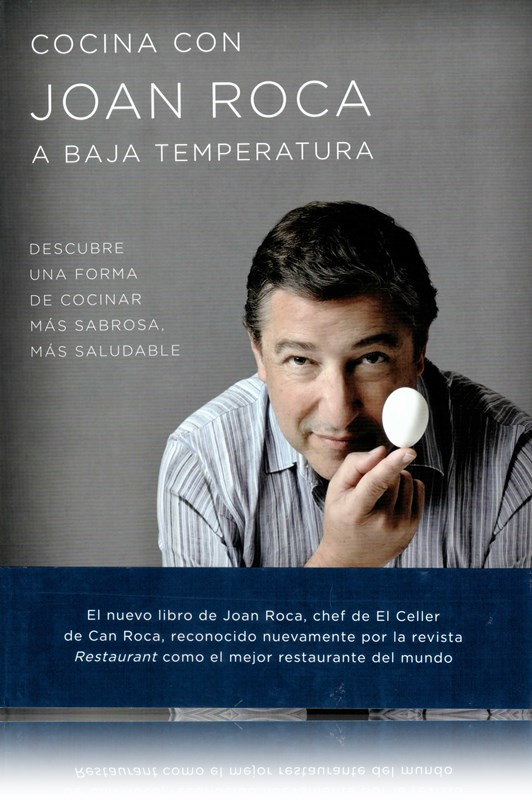 Cocina con joan roca a baja temperatura - Cocina con joan roca ...